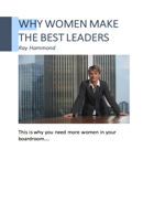 Why Women Make The Best Leaders